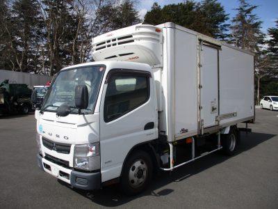 三菱 平成26年 冷凍車 標準ロング  2t積載