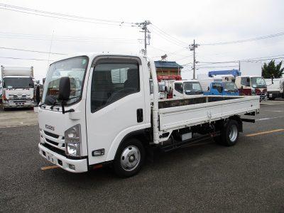 いすゞ 平成31年式 平ボディー 標準ロング 2t積載