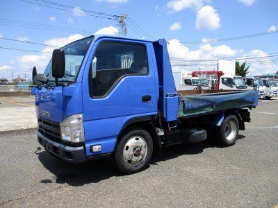 いすゞ 平成25年式 ダンプ 4WD 2t積載