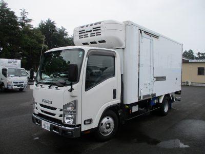 いすゞ 令和1年式 冷凍車 標準ロング 格納ゲート 3t積載